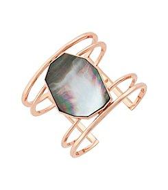 Vince Camuto™ Shell Drama Cuff Bracelet