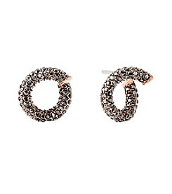 MICHAEL Michael Kors® Pave Huggie Earrings