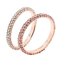 Michael Kors® Pave Rings