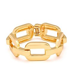 GUESS Multi Link Hinged Bracelet