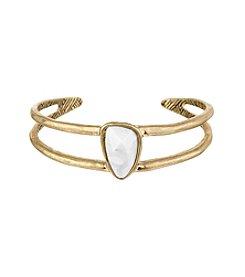 The Sak® Single Stone Cuff Bracelet