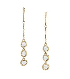 The Sak® Stone Linear Drop Earrings