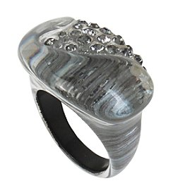 Robert Lee Morris Soho™ Pave Stone Ring