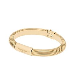 Michael Kors® Ridged Bangle Bracelet