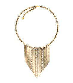 Michael Kors® Fringe Statement Necklace
