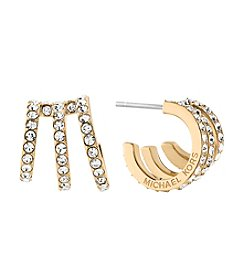 Michael Kors® Huggie Earrings