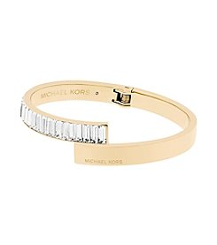 Michael Kors® Hinged Bangle Bracelet