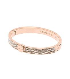 Michael Kors® Logo Hinged Bracelet