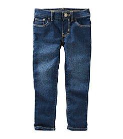 OshKosh B'Gosh® Girls' 2T-6X Denim Knit Pants