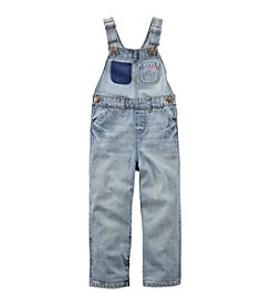 OshKosh B'Gosh® Girls' 2T-6X Denim Overalls