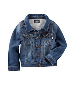 OshKosh B'Gosh® Girls' 2T-6X Denim Jacket