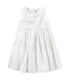 OshKosh B'Gosh® Girls' 2T-6X Solid Dress