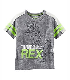 OshKosh B'Gosh® Boys' 2T-7 Dino Rex Short Sleeve Tee