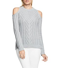 Vince Camuto® Cold Shoulder Sweater