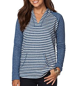 Chaps® Gondola Stripe Long Sleeve Knit Top