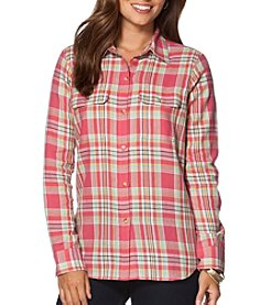 Chaps® Plaid Long Sleeve Shirt