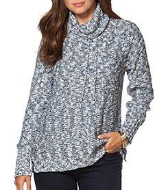 Chaps® Twinkle Long Sleeve Sweater
