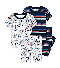 Carter's® Baby Boys 4-Piece Cool Dog Set