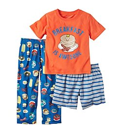 Carter's® Boys' 5-12 3-Piece Breakfast Is Awesome Set