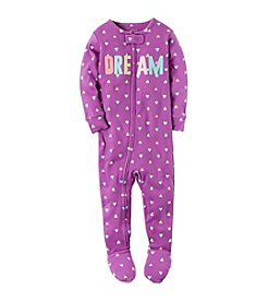 Carter's® Girls' Heart Polka-Dot Dream 1-Piece