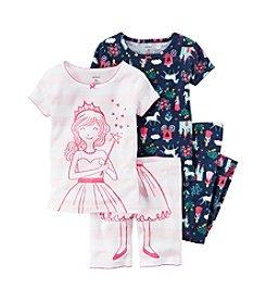 Carter's® Girls' 5-12 4-Piece Princess Set
