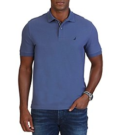 Nautica® Men's Short Sleeve Solid Deck Shirt