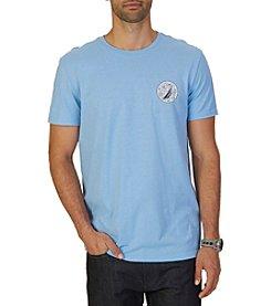 Nautica® Men's Short Sleeve Spirograph Tee