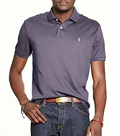 Polo Ralph Lauren® Men's Short Sleeve Custom Fit Polo