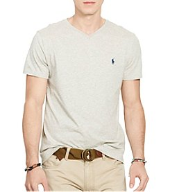 Polo Ralph Lauren® Men's Short Sleeve Jersey V-Neck