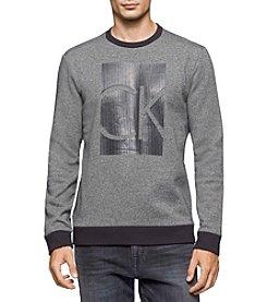 Calvin Klein Men's Colorblocked Logo-Graphic Sweatshirt