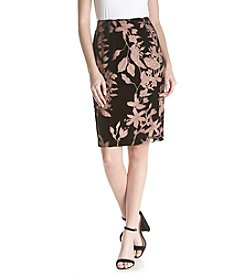 Ivanka Trump® Burnout Skirt