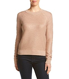 Ivanka Trump® Chain Link Sweater