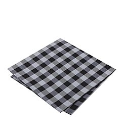 Van Heusen® Check Grid Pocket Square