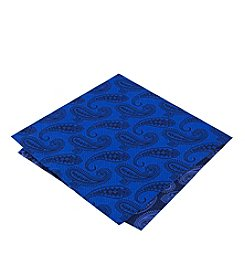 Van Heusen® Paisley Plaid Pocket Square