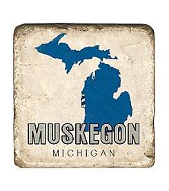 Studio Vertu Muskegon Michigan Coaster