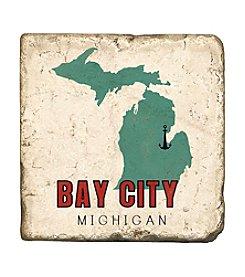 Studio Vertu Bay City Michigan Coaster
