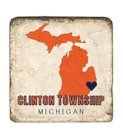 Studio Vertu Clinton Township Michigan Coaster