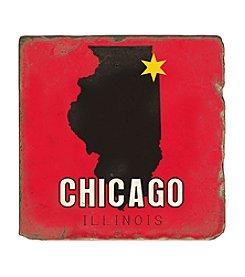Studio Vertu Chicago Star Coaster