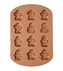 Wilton Bakeware Gingerbread Boy Cookie Pan