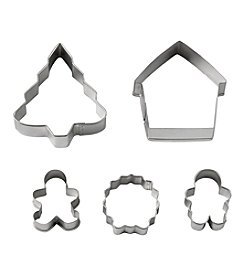 Wilton Bakeware Gingerbread Cookie Cutter Set