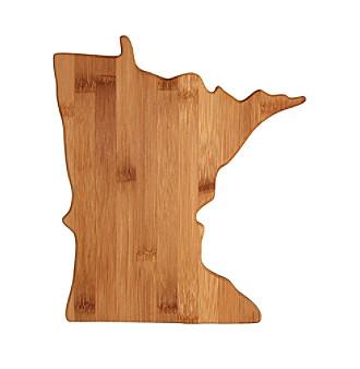 Totally Bamboo® Minnesota Cutting Board