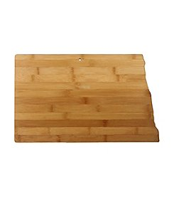 Totally Bamboo North Dakota Cutting Board