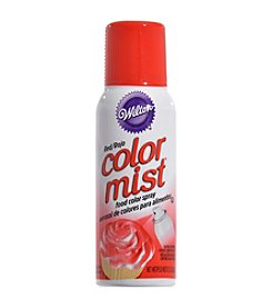 Wilton Bakeware Red Color Mist