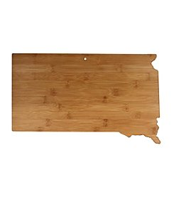 Totally Bamboo® South Dakota Cutting Board