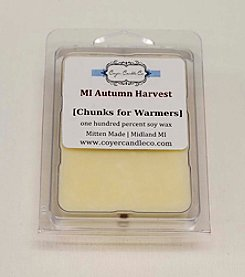 Coyer Candle Co. Autumn Harvest Wax Melts