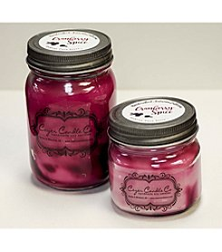 Coyer Candle Co. Cranberry Spice Candle