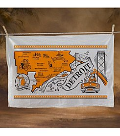 Peninsulas Detroit Towel