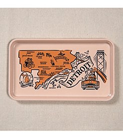 Peninsulas Detroit Tray