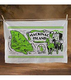 Peninsulas Mackinac Island Towel