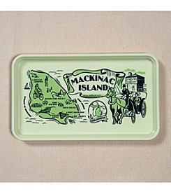 Peninsulas Mackinac Island Tray